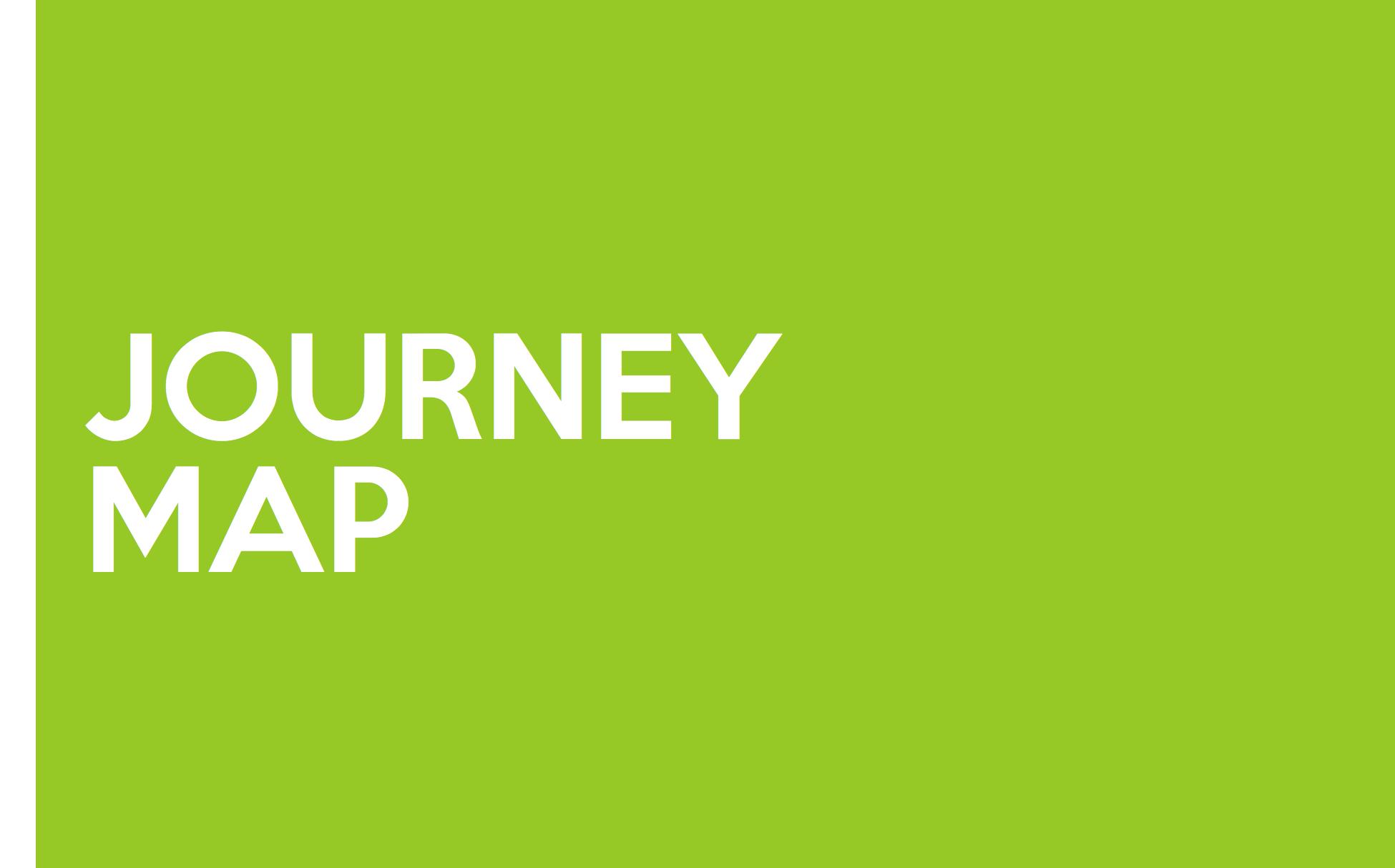 Journey Map