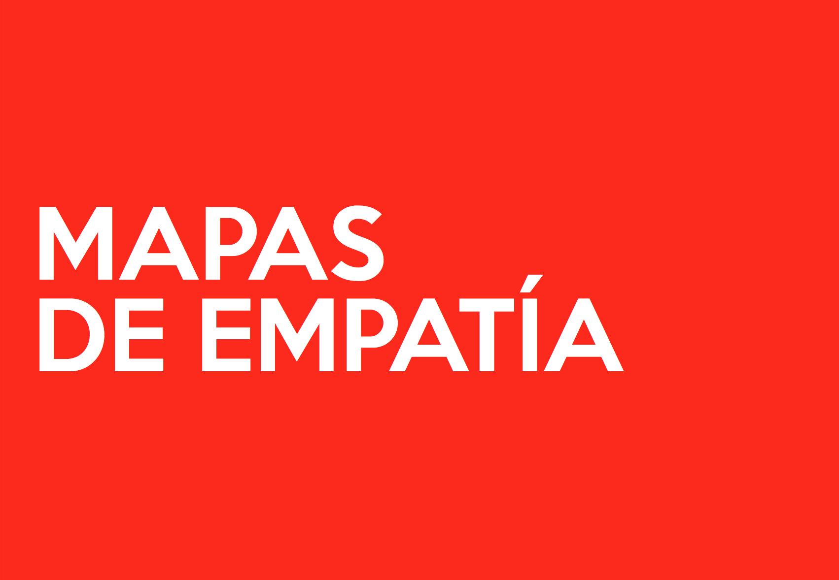 Mapas de Empatia